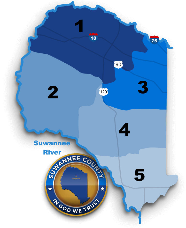 Home Districts Map